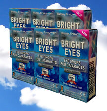 Ethos Bright Eyes Drops for Cataracts 6 Boxes 60ml Ethosheaven