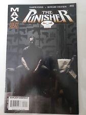 THE PUNISHER MAX #50 52 53 (2007) MARVEL GARTH ENNIS ULTRA VIOLENT! BARRACUDA