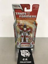 Transformers RID Classic Lio Convoy Legends Class NEW SEALED