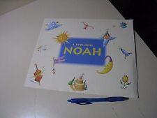 TOYOTA LITE ACE NOAH Japanese Brochure 1996/101 40G 50G 3S-FE 3C-T