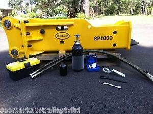 SP-1000 Hydraulic Rock Breaker / Hammer suit 11 - 16 Ton Excavator