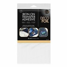THERMOWEB ICRAFT DECO FOIL HOT MELT IRON ON TRANSFER ADHESIVE-000943033707
