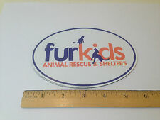 Furkids Car Magnet $ benefits Georgia's Largest No-Kill Cage Free Animal Shelter