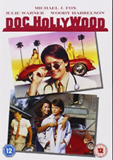 Doc Hollywood (Michael J. Fox, Julie Warner, Woody Harrelson) DVD New In Stock