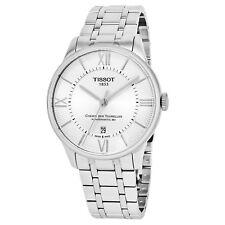 Tissot Men's Chemin des Tourelles Stainless Steel Automatic Watch T0994071103800