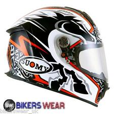 SUOMY SR SPORT DOVIZIOSO REPLICA NO BRAND Motorcycle Sports Helmet - Display