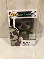 Disney Funko Pop vinyl Zootopia Flash