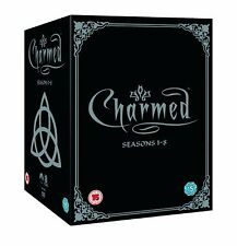 Charmed: Complete Seasons 1-8 (48 Discs) DVD NEW & SEALED