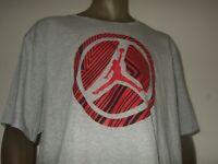 New Mens XXXL Nike Air Michael Jordan Jump Man Basketball Sport Shirt AR3365 3XL