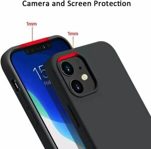 Case For iPhone XR 7 8 11 12 Mini Pro Max X XS Shockproof Soft Back Phone Cover