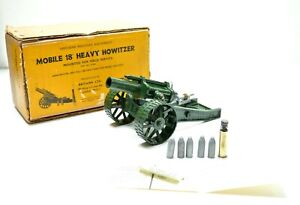 BRITAINS  9740 MOBILE 18' HEAVY HOWITZER