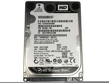 """WD Black WD800BEKT 80GB 7200RPM 16MB Cache SATA 3.0Gb/s 2.5"""" Notebook Hard"""