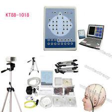 CE Digital Brain Electric Activity Mapping 18 Channel EEG,2y warranty,KT88-1018