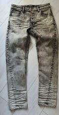Tigha Herren Jeans Vintage Grey   Size 32/32