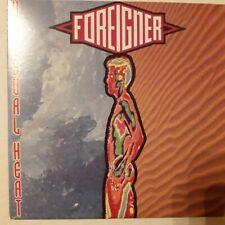 FOREIGNER:UNUSUAL HEAT (1991 Album) Atlantic CD Inc. Lowdown And Dirty - NEW