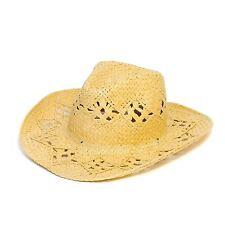 Cowboy Summer Hat (Beige, 60 cm)