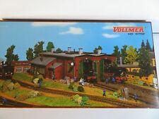 Vollmer H0 5752 Bausatz Lokschuppen 2- Ständig ungebaut in OVP