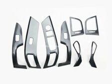 Carbon fiber style Car interior kit Cover Trim For Hyundai Elantra 2012-2016