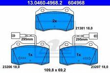Kit de plaquettes de frein ALFA ROMEO GTV (916C_) SPIDER (916S_), FIAT COUPE (FA