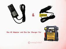 AC Adapter Car Charger For Cobra CJS 50 CJIC 550 Portable Jump Starter Powerpack