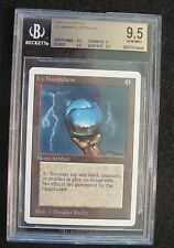 MTG Magic The Gathering Unlimited Icy Manipulator 9.5 Gem Mint Beckett Grading