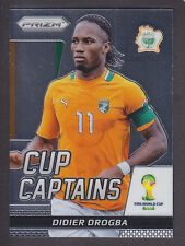 Panini Prizm World Cup 2014 - Cup Captains # 7 Didier Drogba - Ivory Coast