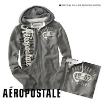 New With Tags Mens Aeropostale Hoody Sweatshirt XS Small Medium Large XL 2XL