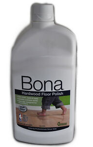 Bona Hardwood Floor High Gloss Polish BK-510051002