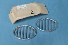 Rare! Vintage '50-'67 NOS Volkswagen Horn Grilles 113 853 641A VW Oval Split Bug