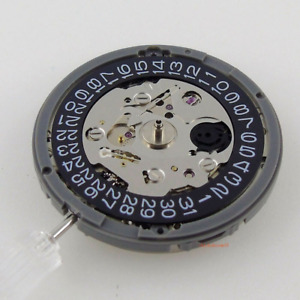 JAPAN NH35 NH35A Automatic Watch Movement Brand New black date window 24 jewels