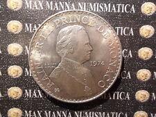 PRINCIPATO DI MONACO 50 FRANCS SILVER 1974 COD. MONACO-5