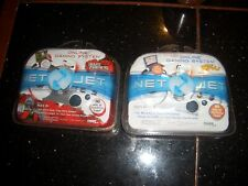 2 NET JET ONLINE GAMING SYSTEM -TRANSFORMERS  + BUBBLE B Game included -  NEW