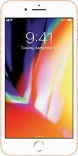 """Apple iPhone 8 Gold 4.7"""" Tela Retina 256GB Smartphone AT&T bloqueado"""