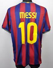 FC Barcelona  10 Messi Home Para Hombre Nike CAMISETA XL 2009 10 maglia  jersey 36f934276bcfd