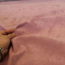 robust wasserabweisend Struktur Polster-Möbelstoff rosa Canvas Meterware Tolko