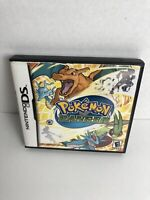 ***NO GAME*** Pokemon Ranger (Nintendo DS, 2006) CASE AND INSERTS ONLY No Manual