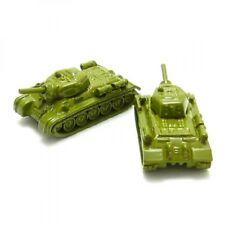 De color Tanque Militar Guerra Gemelos (PSN213)
