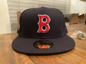 Hat Club Boston Red Sox 1946 All Star Game New Era Fitted Hat 7 3/4 Green UV
