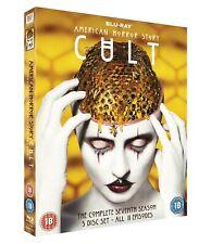 American Horror Story: Cult - The Complete Seventh Season (Box Set) [Blu-ray]