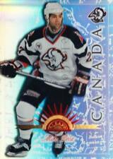 1997-98 Leaf International Universal Ice #107 Mike Peca