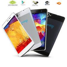 "Dual-Core 5.5"" Indigi Unlocked Android 4.4 Smart Cellphone 3G Navigation (Black)"