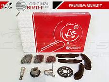 Per BMW E60 E61 F10 F11 520D 525D SUPERIORE INFERIORE MOTORE CAM Timing olio kit catena