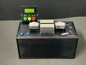VYTRAN CORPORATION PTR-200 SERIES FIBER RECOATER AND PROOF TESTER W/ MCM-200 !!!