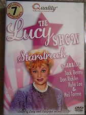 The Lucy Show: Starstruck (DVD, 2007) 7 Episodes  Don Rickles WORLD SHIP AVAIL!