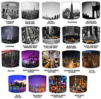 Lampshades Ideal To Match New York The Big Apple New York Bedding Sets & Duvets.