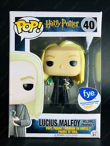 Funko Pop! - Harry Potter - #40 - Lucius Malfoy - FYE Exclusive