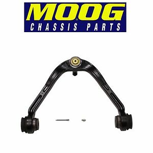 For Cadillac Chevrolet GMC Front Upper Control Arm w/ Ball Joint Moog RK80942
