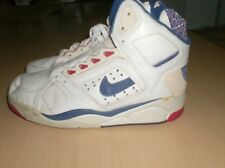 new styles 230f4 06c7d vintage shoes nike air flight collectors only 9.5 usa new 1990´s nos no box