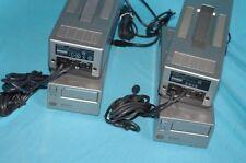 Sony AC-F1E Silber