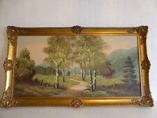Barocke Gemälde (1950-1999) mit Landschafts- & Stadt-Motiv